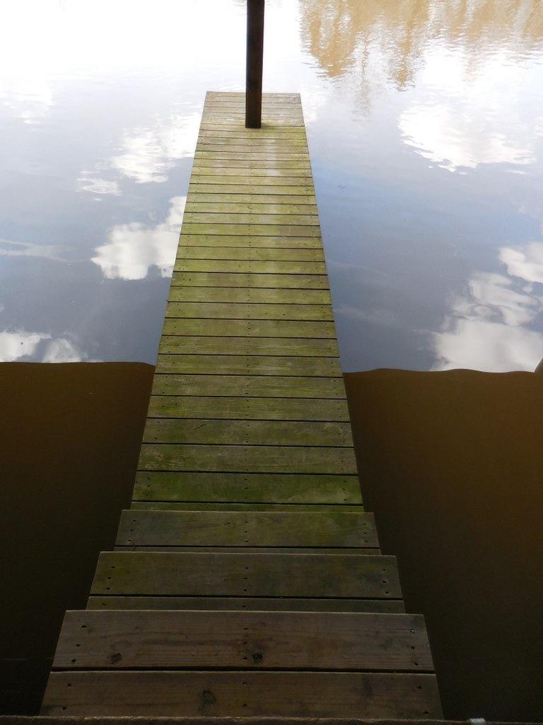 deck water