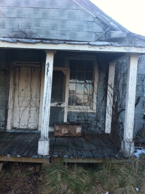 old house blues