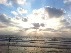 the sea merav